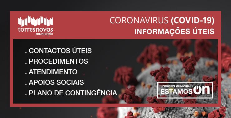 Covid-19 Informações Úteis