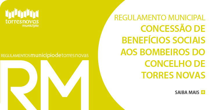 Regulamento de Concessão de Benefícios Sociais aos Bombeiros